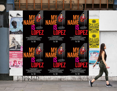 My Name is Lopez Film Poster