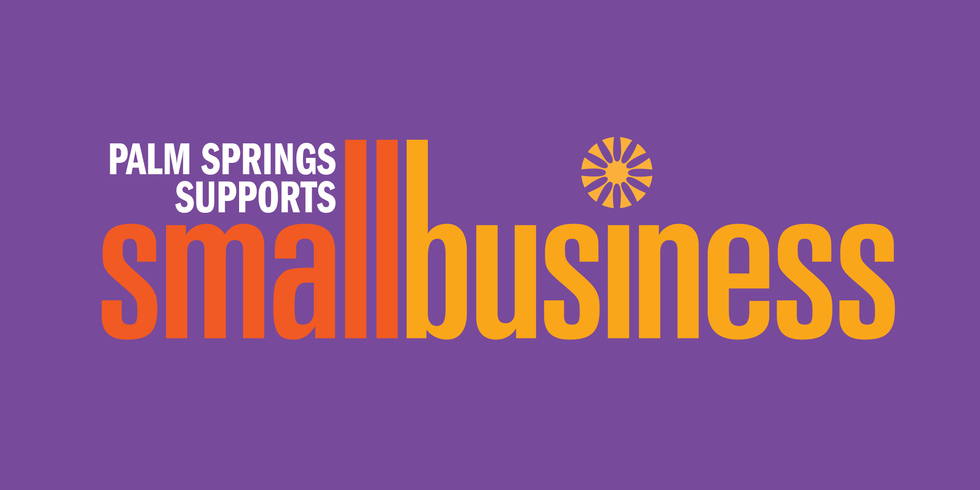 Palm Springs Supports Small Business