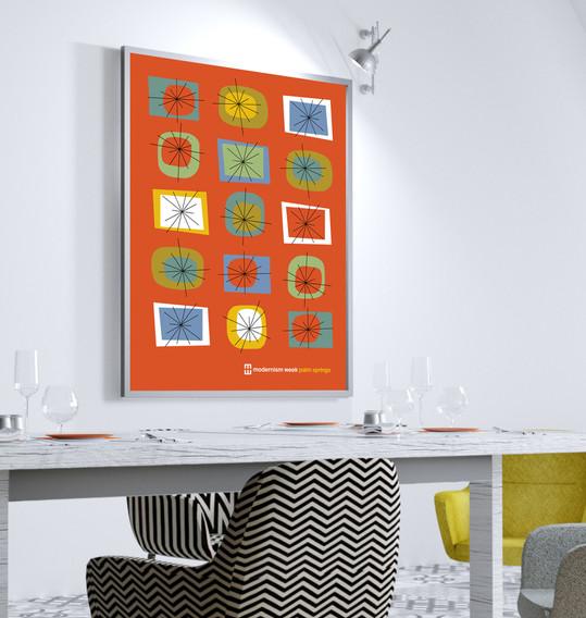 Modernism Week poster