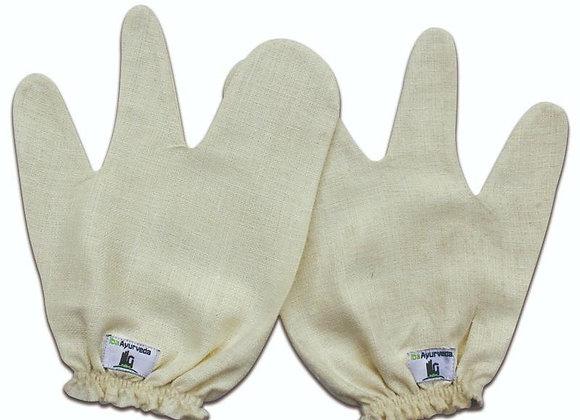 Dry Brushing Gloves