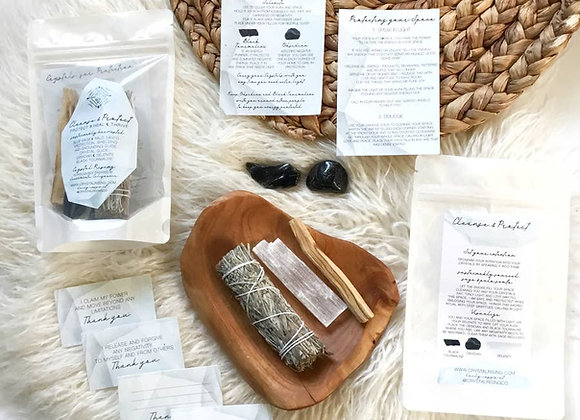 Cleanse & Protect Ritual Kit