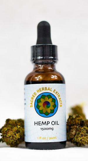 Hemp-Oil 1500mg