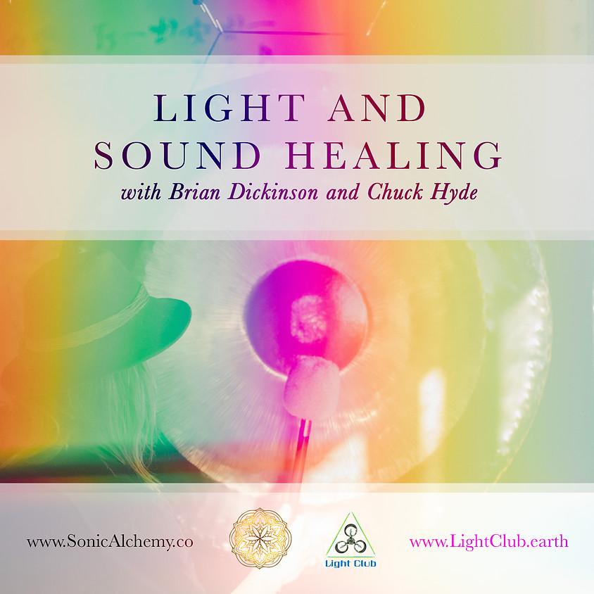 Light and Sound Healing