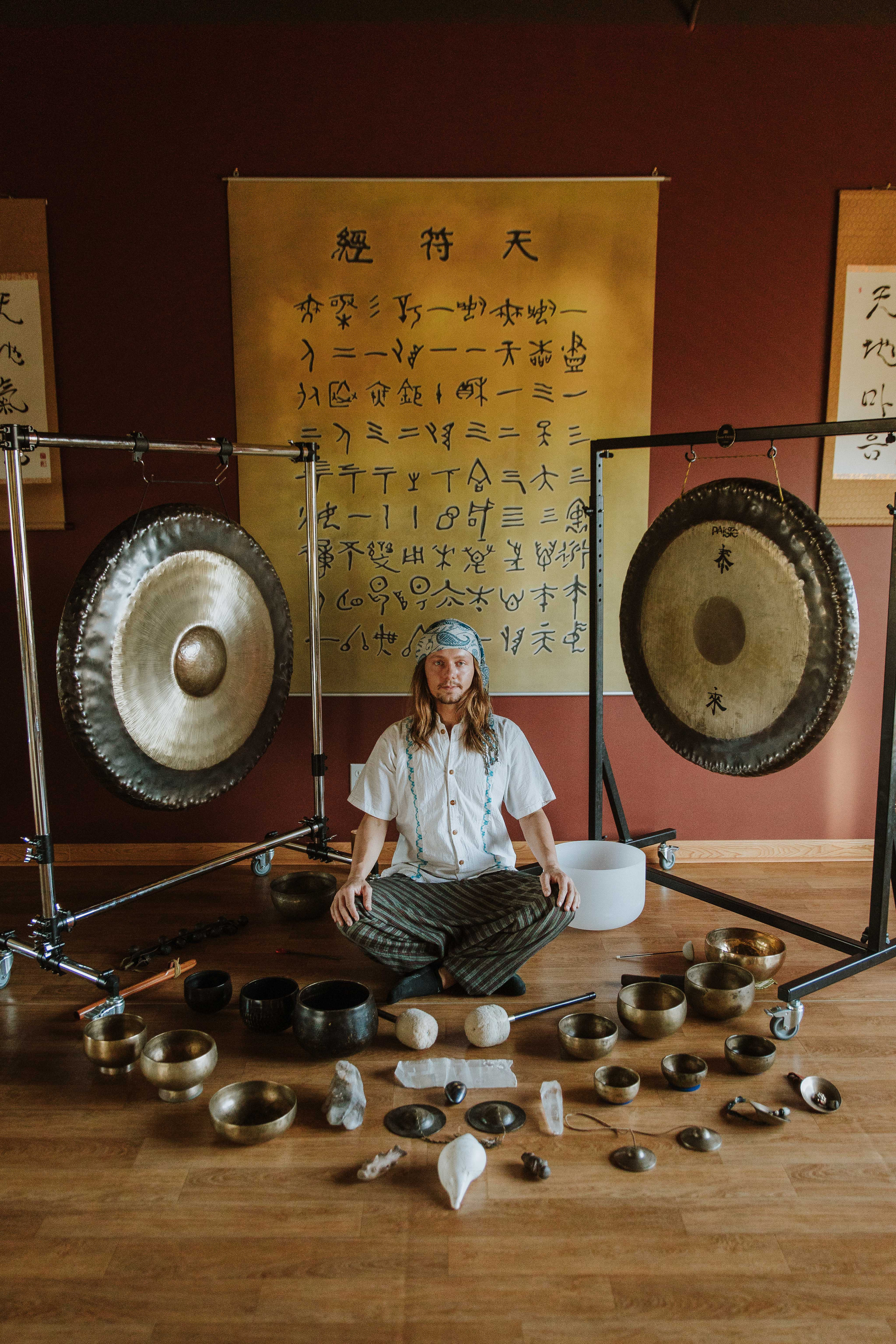 Group Sound Healing Session