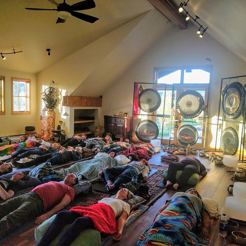 Inner Light Revival Breathwork Journey  w/ Sound Healing