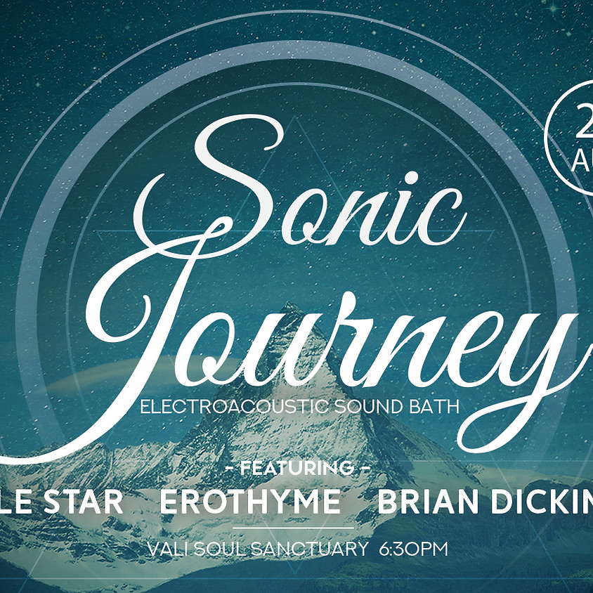Sonic Journey: Electroacoustic Sound Bath