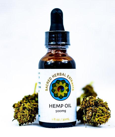 Hemp-Oil 500mg