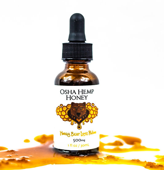 Osha Hemp Honey
