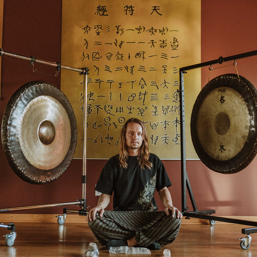 Gong Bath with Bosnian Pyramid Water Ceremony