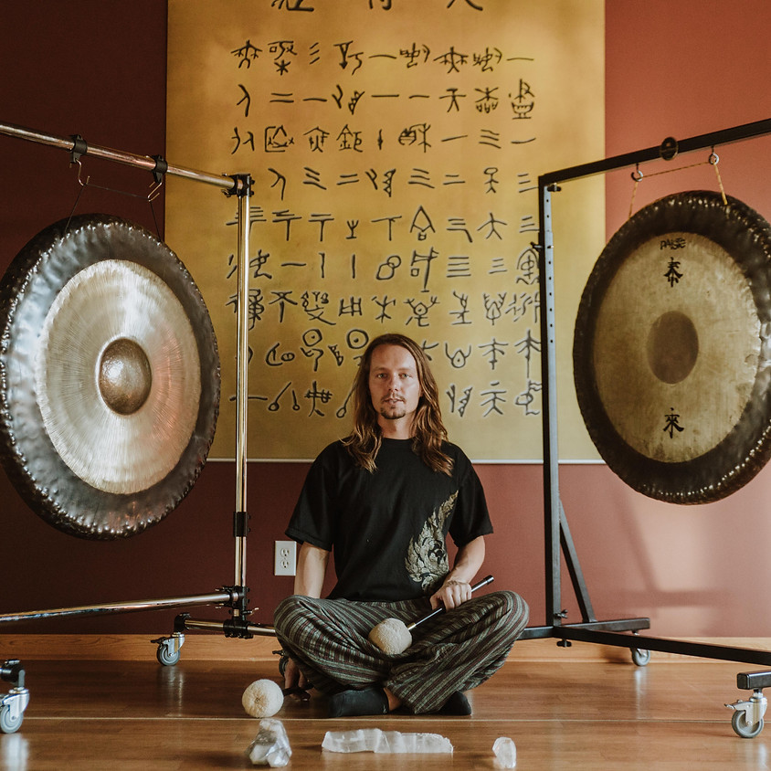 Yin Yoga and Gong Bath