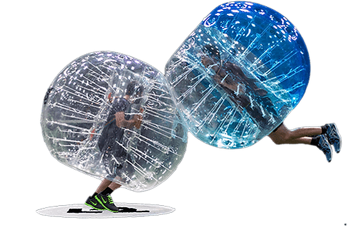Bumping Ball - Bubble Soccer