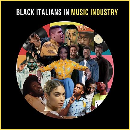 Black Artist Italy Dikele Antonio