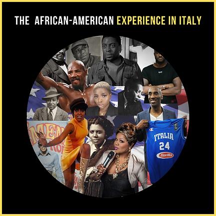 African-Americans in Europe. Kobe Bryant in Italy