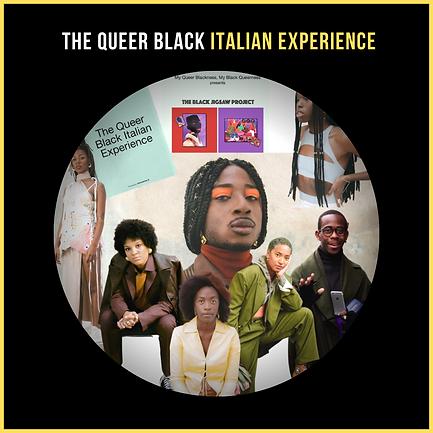 Queer Black Italian