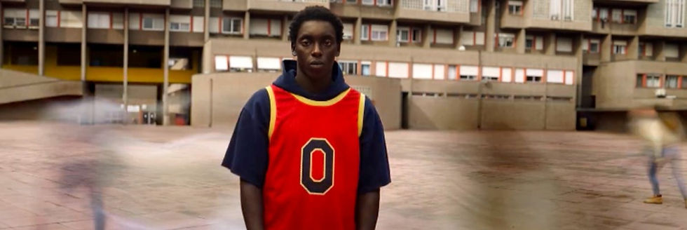Netflix Zero Antonio Dikele