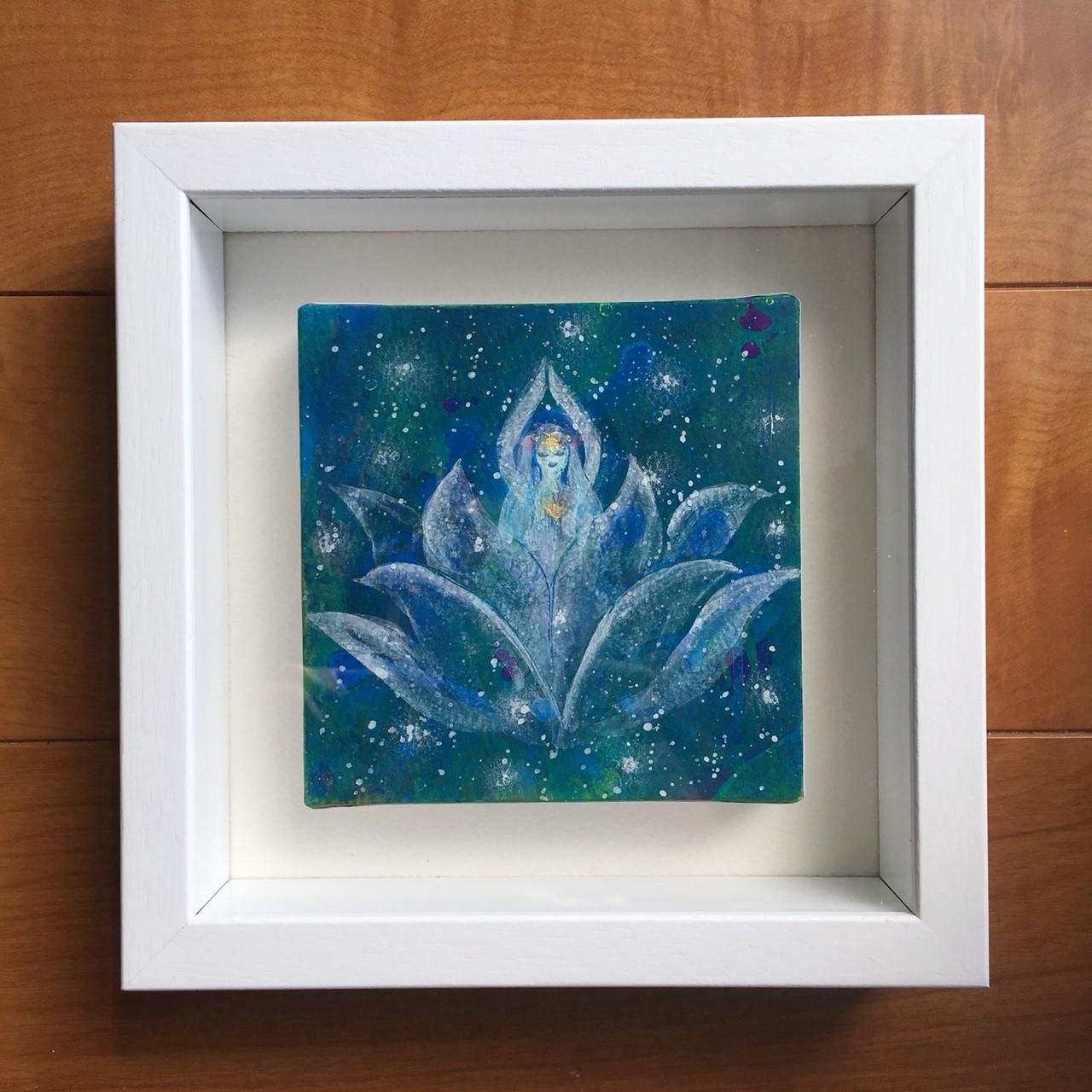 Cristal lotus