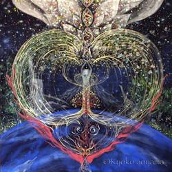 Giclee Print「spirit of love」
