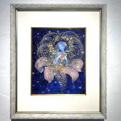 semi-custom made「open heart goddess」