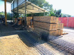 Base Ferro para Construções
