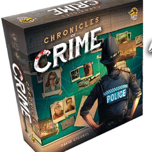 Chronicles of Crime - Ultimate set