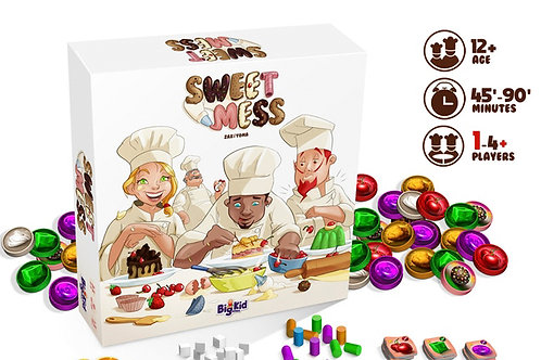 Sweet Mess - World Champion Edition
