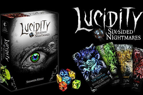 Lucidity: Six-sided Nightmares -Deluxe Edition