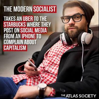 Satirical Socialist Meme