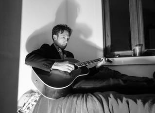 Singer/Songwriter Jamie Hutchings on his upcoming project, Bedsit plus Steve Kilby, multiple persona