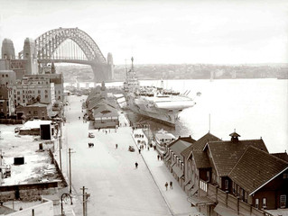 Sydney in the 1940's