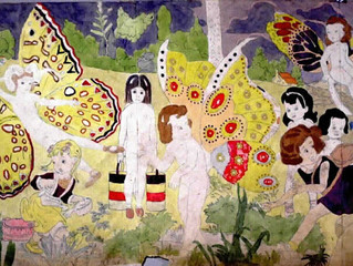 Famous After Death -  Henry Darger