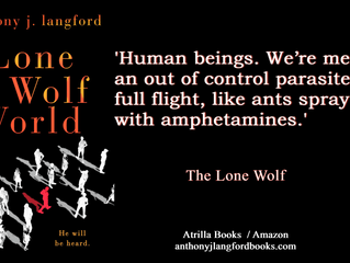 Lone Wolf World Quotes + Fun new Video