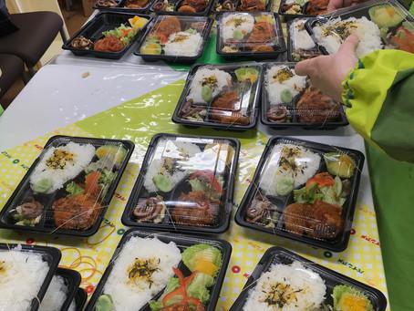 5月22日子ども食堂(持ち帰り弁当🍱)
