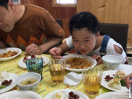 7月24日子ども食堂
