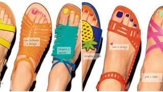 [dica] pés coloridos