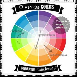 o uso das cores