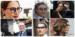 óculos como acessórios