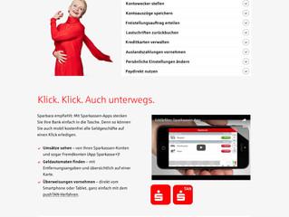 Launch der neuen Sparkassen-Kampagne