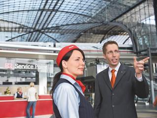 Styling für diverse Image- und Werbe-Shootings Deutsche Bahn