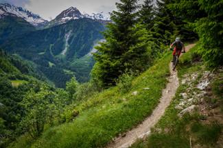 Vertigo Trail, Verbier, Switzerland