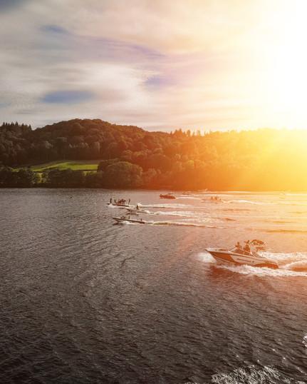 Mastercraft Boats Tour: Stop 1 - Low Wood Bay