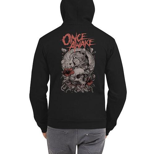 Hoodie sweater Once Awake Skull