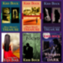 Kris Bock Romantic Suspense Novels