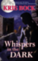 Whispers in the Dark is romantic suspense with archaeology and intrigue among ancient Southwest ruins.
