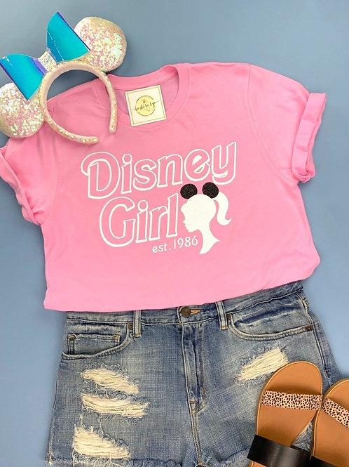 Disney Girl Crew