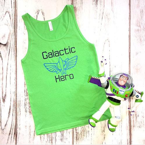 Galactic Hero Unisex Tank
