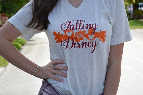 Falling For Disney