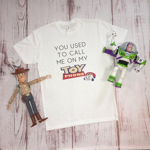 Toy Phone Unisex Crew