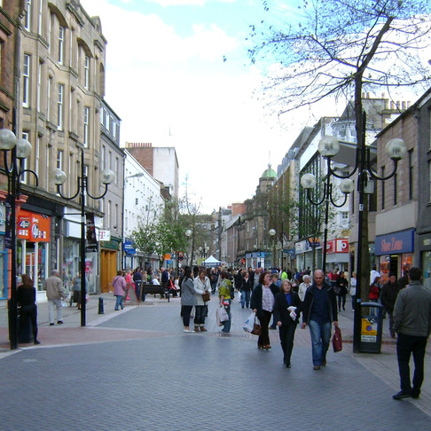 Focus on the High Street : Part 1