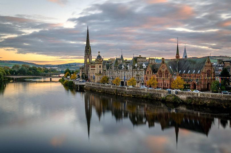 Perth City & River Tay