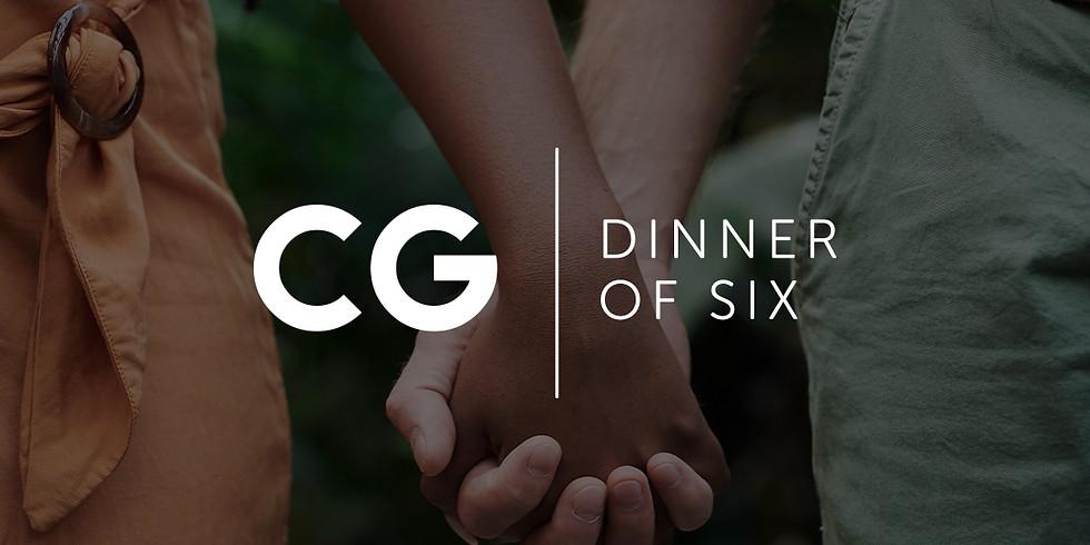 CG | Dinner Of Six | MAY